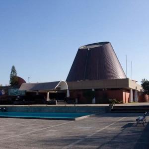 Planetario de Santiago. Crédito: Fundación Planetario.