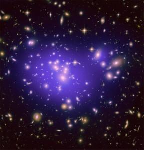 Cúmulo de galaxias Abell 1689