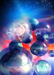 Los físicos advierten que nuestro universo podría ser uno de muchos. De hecho, ese es el escenario más probable. Crédito: Victor Habbick.