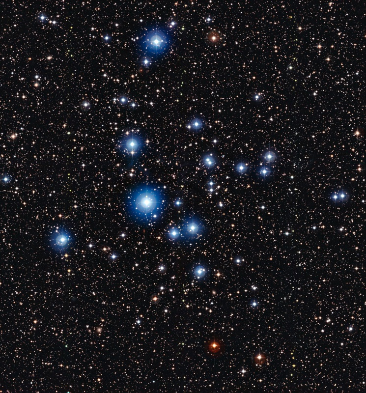 Cúmulo NGC 2547