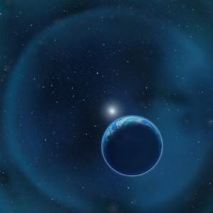 Planeta habitable orbitando enana blanca