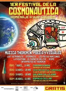 1er Festival de la Cosmonáutica
