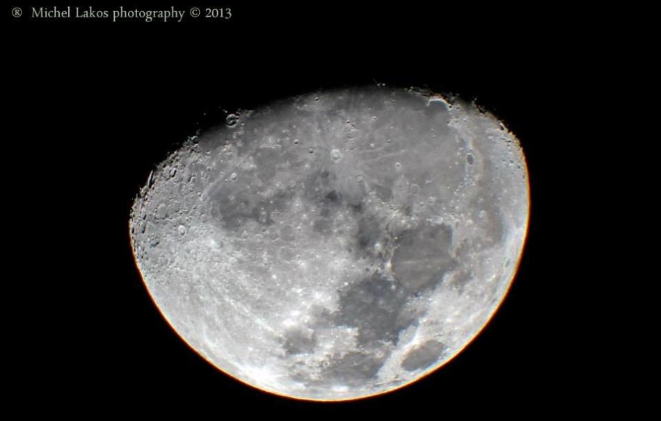 El agua de la luna tiene el mismo origen que la terrestre for Que es luna creciente