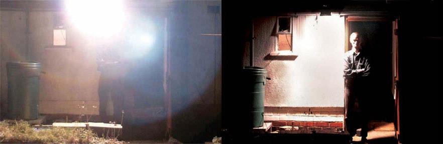 Iluminacion y seguridad
