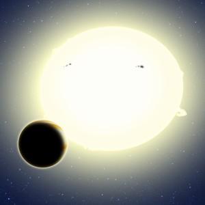 Exoplaneta Kepler-76b