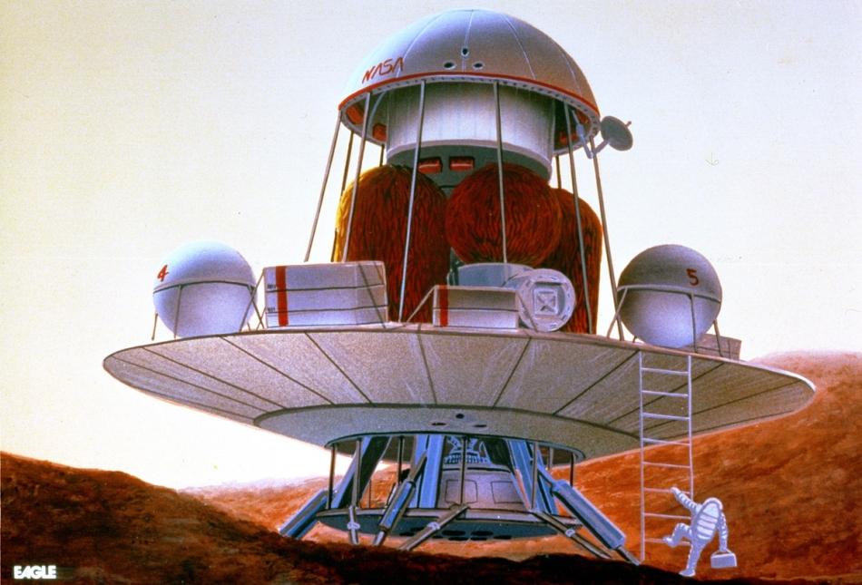 Misión tripulada Marte 1988
