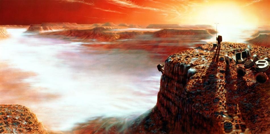 Misión tripulada Marte 1989