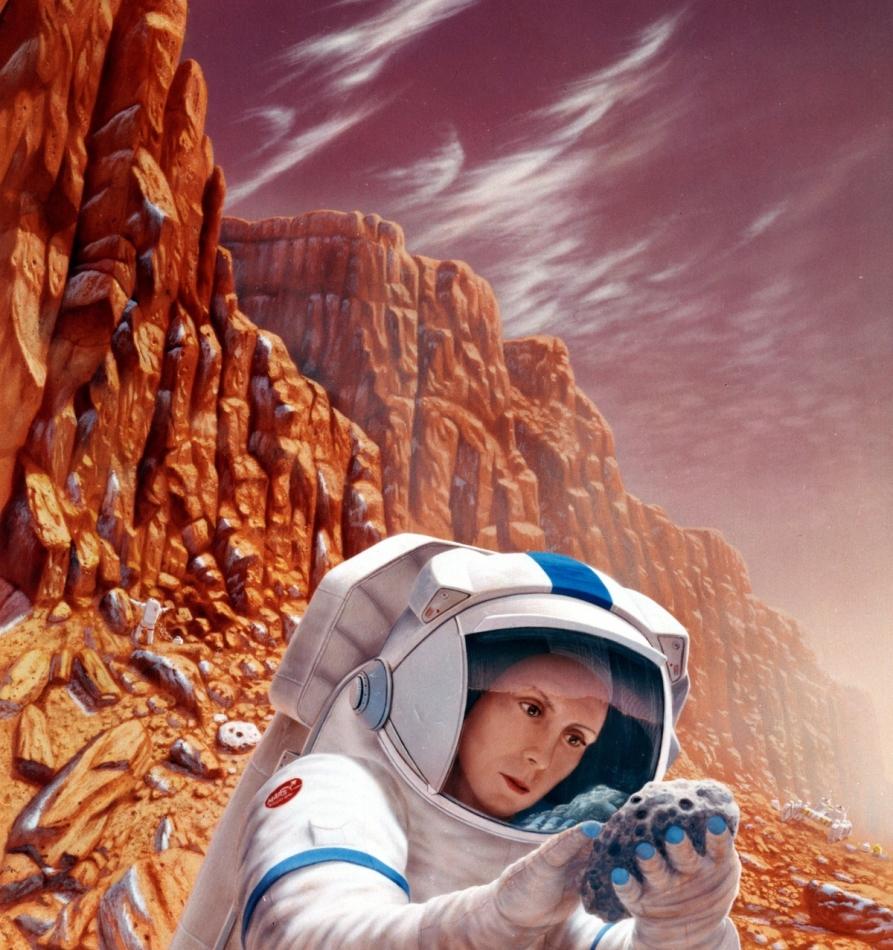 Misión tripulada Marte 1996