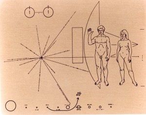 Placa sondas Pioneer