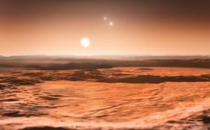 Sistema Gliese 667Cd