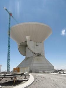 El GTM es el radiotelescopio más grande del mundo en su rango de frecuencia. Fue construido para observar ondas de radio en la longitud de onda de 1 a 4 milímetros.