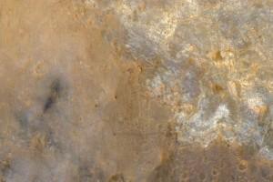 Huellas de Curiosity, junio 2013