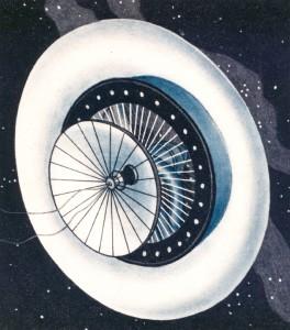 Hábitat espacial de Noordung