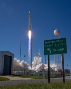 Lanzamiento nave Cygnus