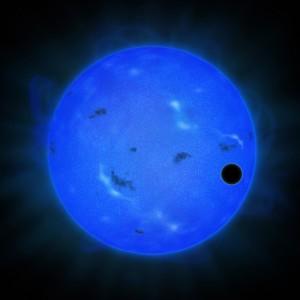 Súper-Tierra GJ 1214 b