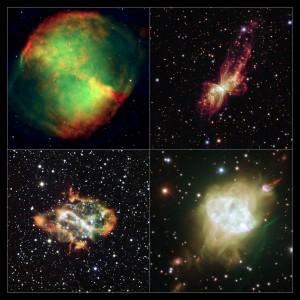 Nebulosas planetarias bipolares
