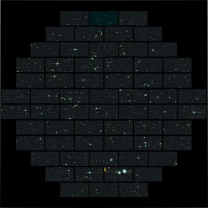 Región Dark Energy Survey