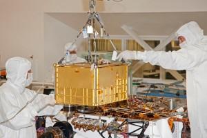 Instrumento SAM de Curiosity