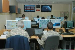 Centro Operaciones Satelitales, Santiago