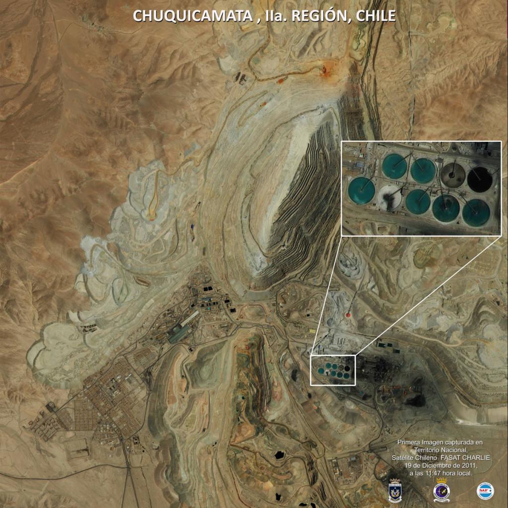 Mina Chuquicamata - SSOT
