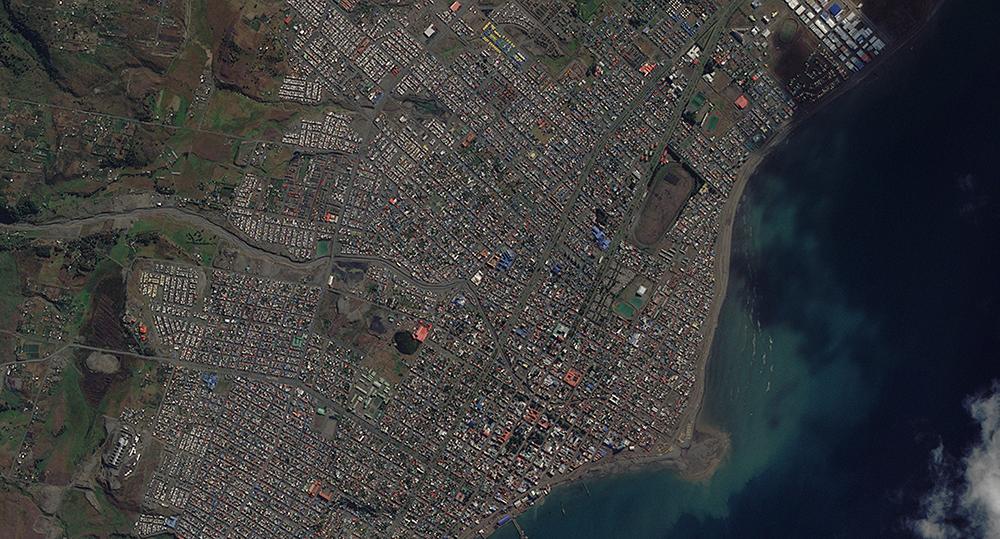 Punta Arenas - SSOT