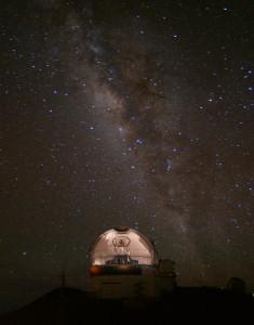 Telescopio Gemini Norte
