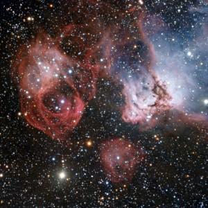 Región de formación estelar NGC 2035