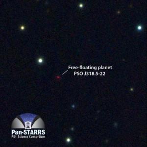 Imagen del planeta PSOJ318.5-22