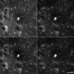Cráter Luna, marzo 2013