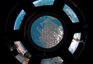 El mundo fuera de mi ventana - Timelapse ISS