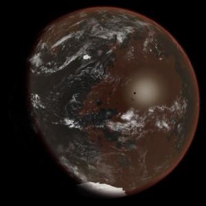 Planeta de amoníaco