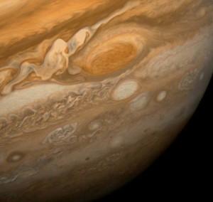 Gran Mancha Roja, Júpiter