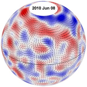 Células solares, junio 2010