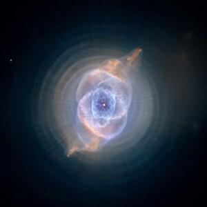 Nebulosa Ojo de Gato (NGC 6543)