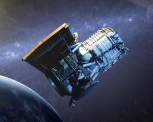 WISE (impresión artística). Crédito: NASA/JPL-Caltech