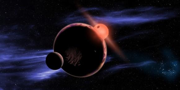 Crédito: NASA/D. Aguilar/Harvard-Smithsonian center for Astrophysics