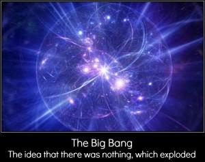 Big Bang: la idea de que no había nada, y luego explotó Crédito: Chaoss/Shutterstock