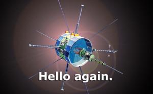 Hello ISEE-3