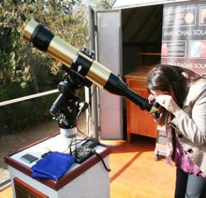 Observación solar, 2013