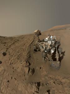 Curiosity, 1 año marciano