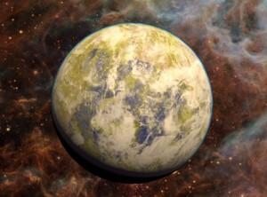 Planeta potencialmente habitable Gliese 832c