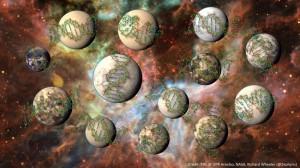 Vida compleja en planetas