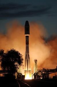Despegue Soyuz 2-1B