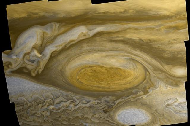 Mancha Júpiter