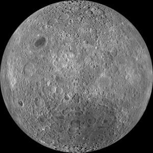 Luna, cara oculta