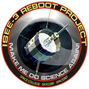 ISEE-3 Reboot Project.