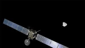 Rosetta se aproxima a 67P/C-G