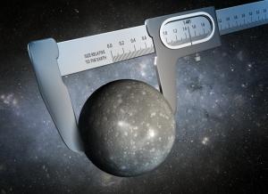 Tamaño exoplaneta