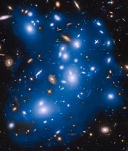 Cúmulo de galaxias Pandora (Abell 2744)