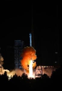 Lanzamiento misión Chang'e 5-T1